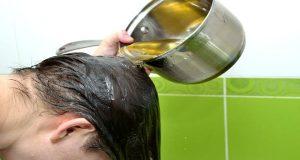 como tratar a queda de cabelo naturalmente